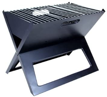 Barbecue valisette transportable