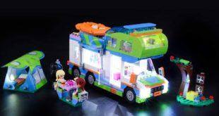 Lego camping-car