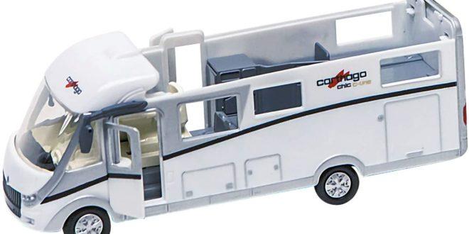 Kids Globe jouer camping-car