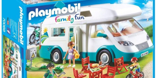 Playmobil Camping-car