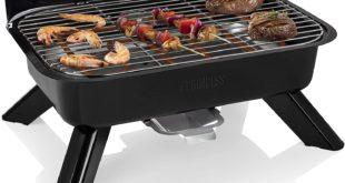 Barbecue électrique ou au charbon de bois