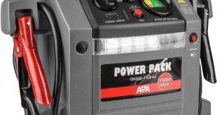 Booster de batterie pour camping-car