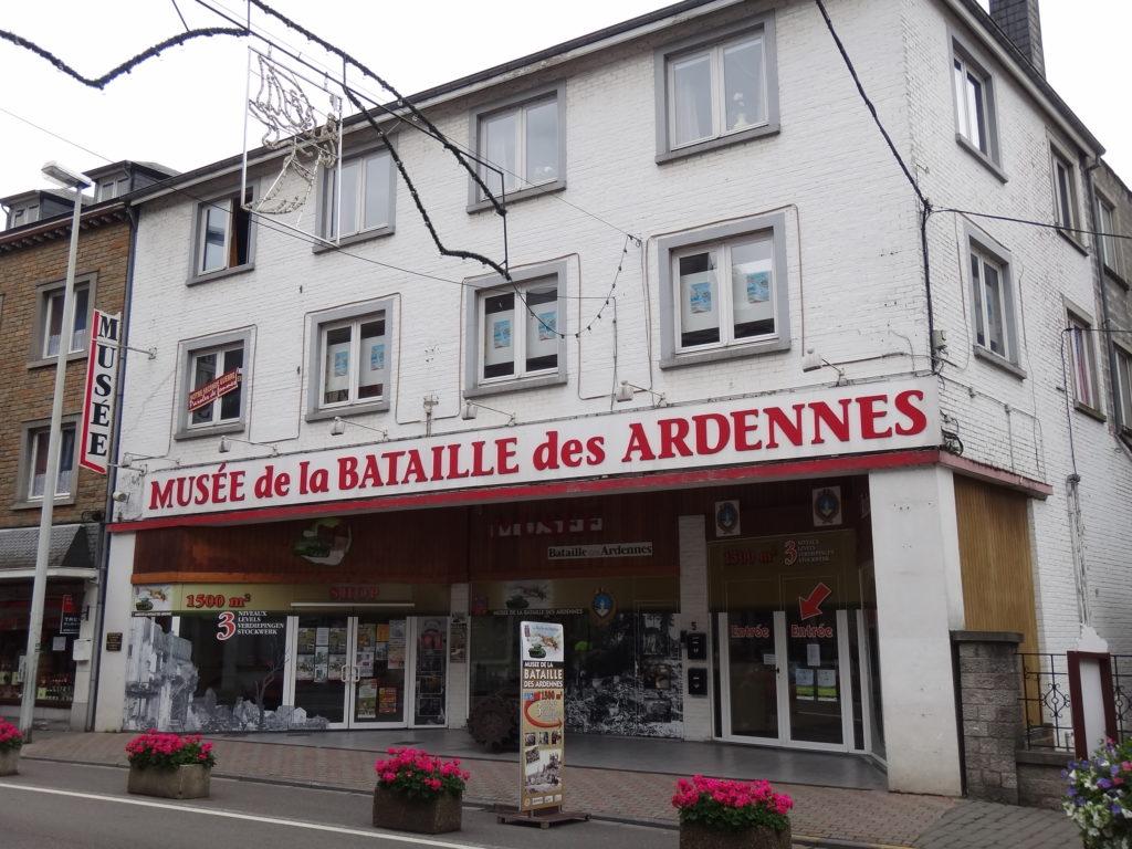 Le musée de la Bataille des Ardennes à Rochefort