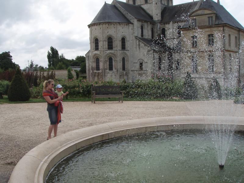 Abbaye Saint-Georges de Bosherville
