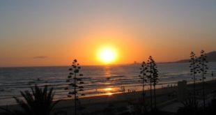 Le soleil d'Agadir