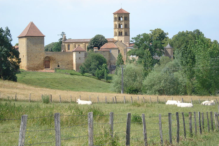 Anzy-le-Duc