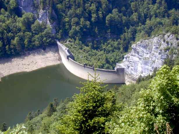 Barrage du Châtelot