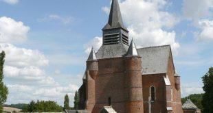 Eglise St Martin à Burelles
