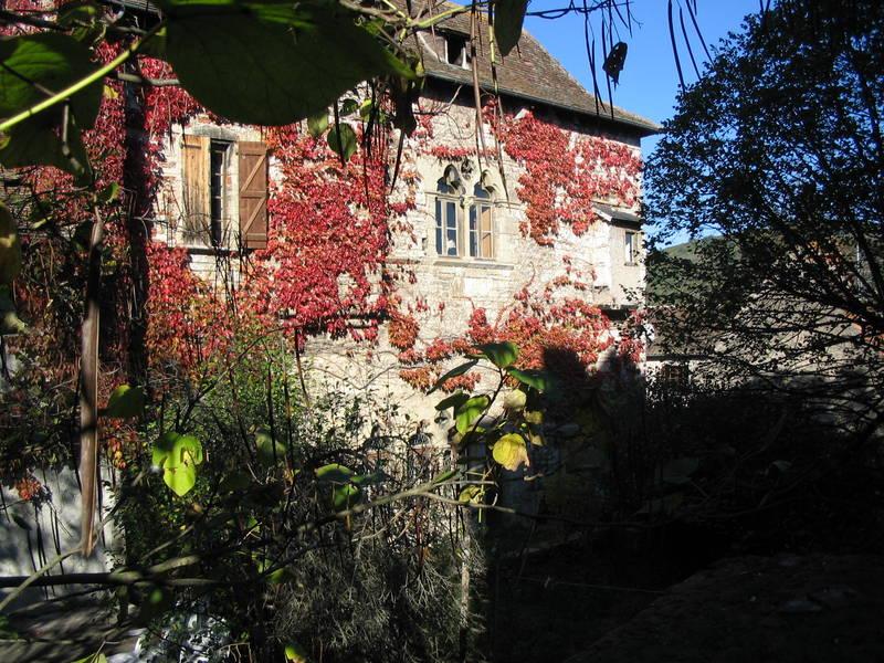 Maison de l'Hébardie à Cajarc