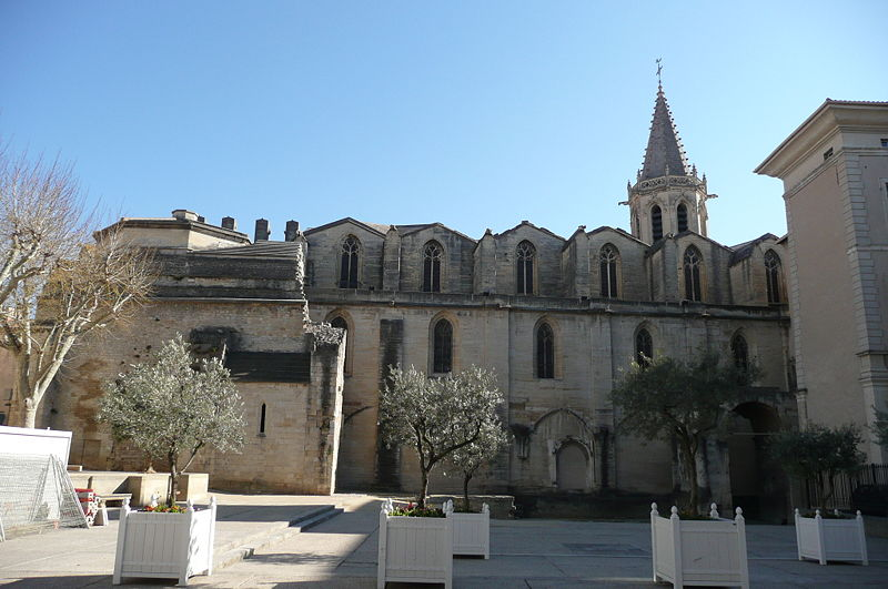 Cathédrale de Carpentras