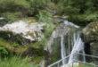 Cascade du Cady à Casteil
