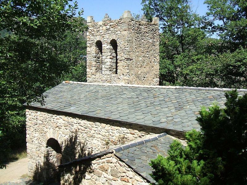 Saint-Martin-le-Vieux à Casteil