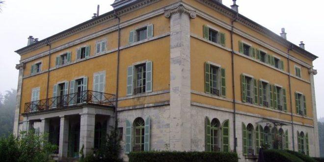 Villa palladienne en Champagnole