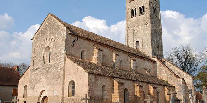 Eglise Saint-Martin à Chapaize