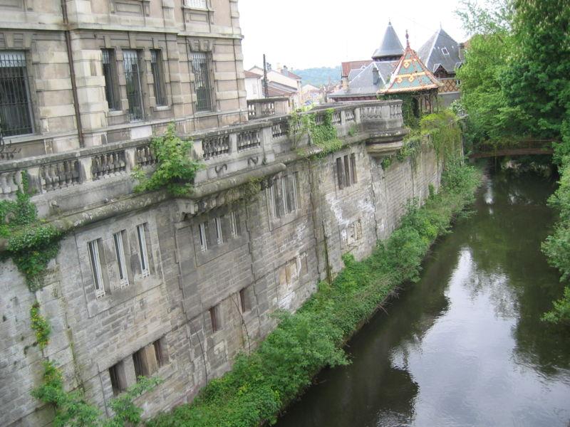 Charmes sur Moselle