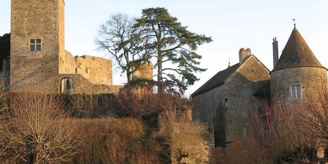 Château de Brancion