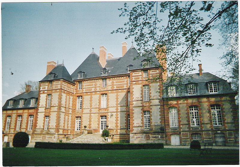 Château de Fleury-la-Forêt