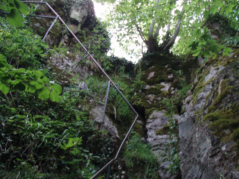 Ruines Château du Nideck