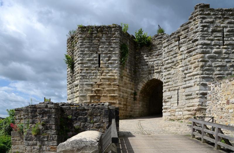 La Porte St-Jean de Château-Thierry
