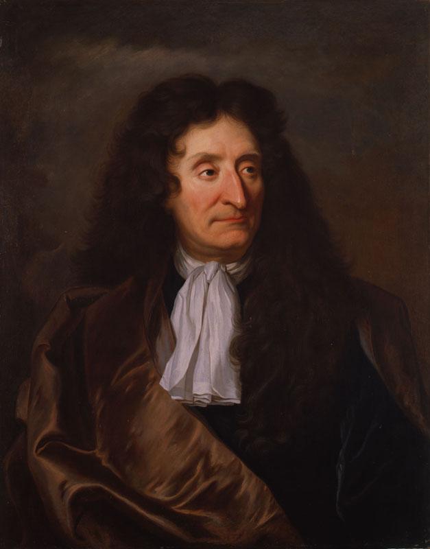 Jean de La Fontaine, originaire de Château-Thierry