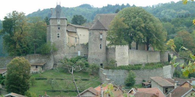Château de Châteldon