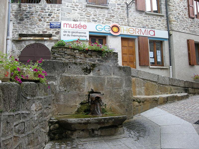 Source du Par à Chaudes-Aigues