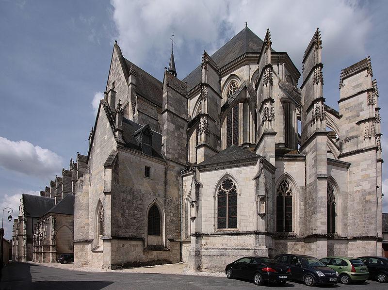 Eglise du Sacre-Coeur à Cholet