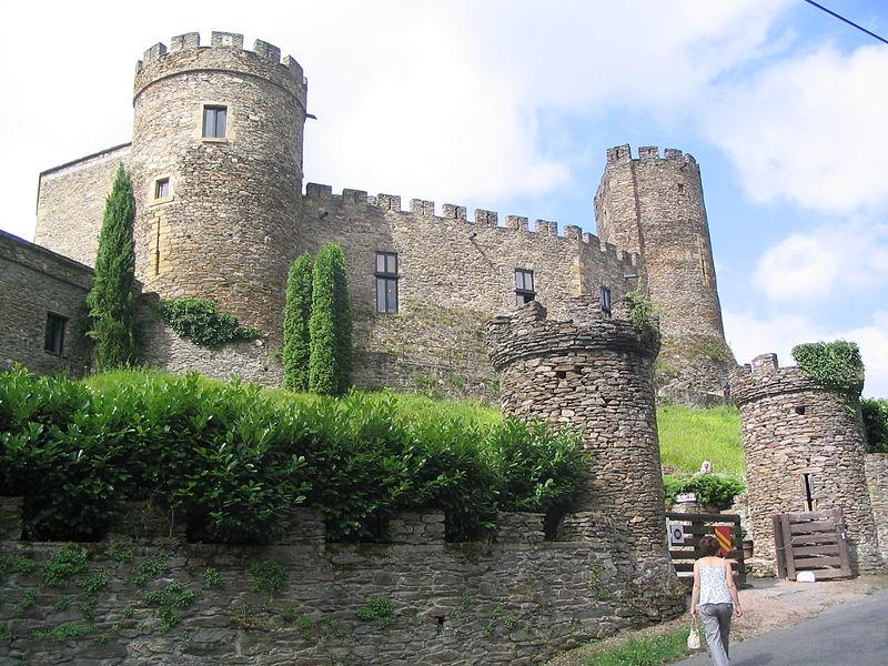 Château de Chouvigny