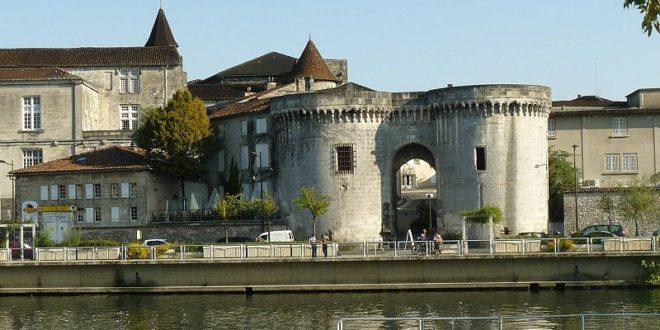 Porte Saint-Jacques de Cognac