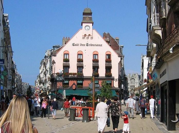 Café des Tribunaux à Dieppe
