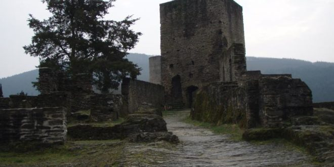 Château d'Esh-sur-Sûre