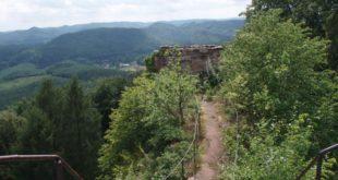 Le château du Falkenstein