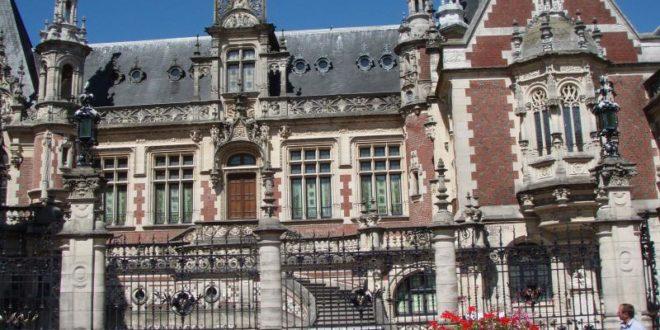 Palais Bénédictine à Fécamp