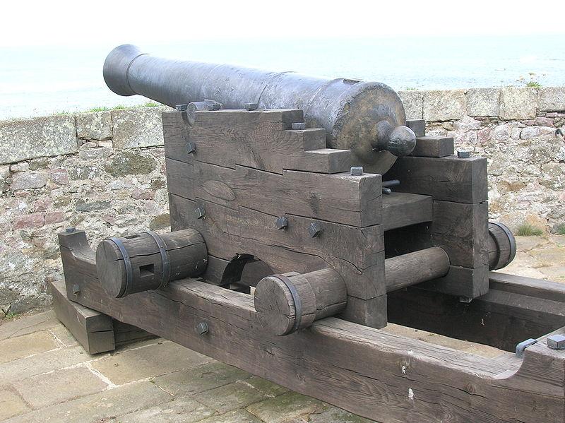 Canon du Fort La Latte