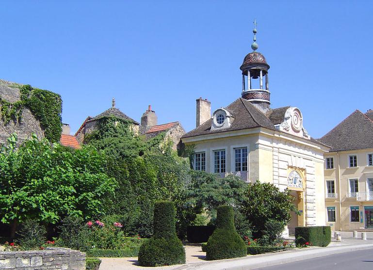Mairie de Givry
