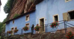 Maisons Troglodytes de Graufthal