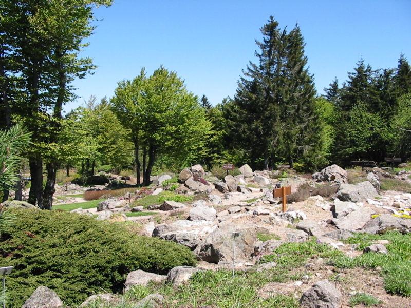 Jardin du Haut-Chitelet
