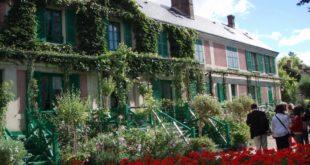 Maison Claude Monet à Giverny