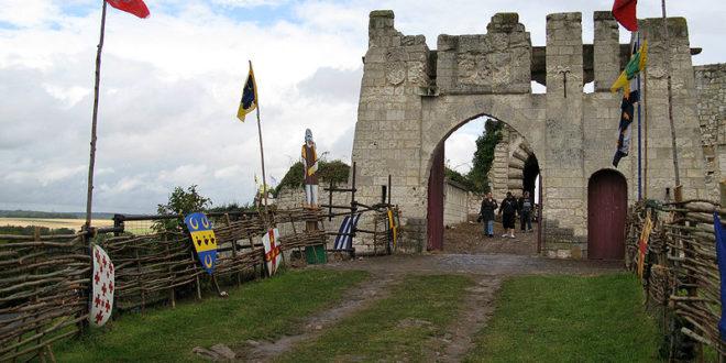 Porte de la Barbacane à Picquigny