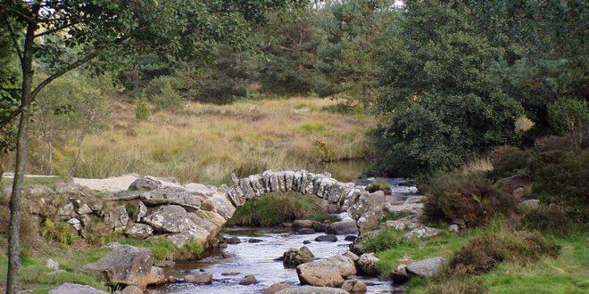Pont Senoueix sur le plateau de Millevaches