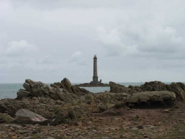 Le phare de la pointe de Barfleur