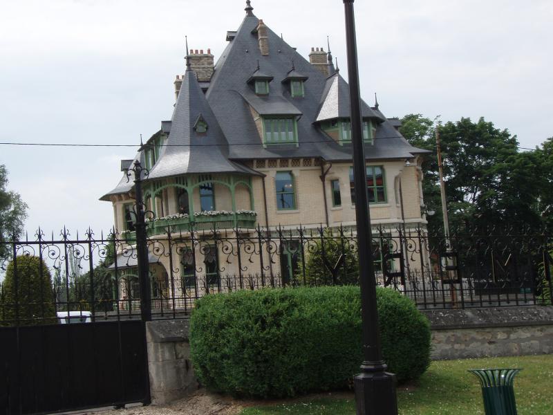 La Villa Demoiselle à Reims
