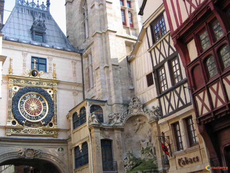 Gros-Horloge de Rouen