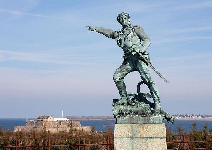 Robert Surcouf de Saint Malo