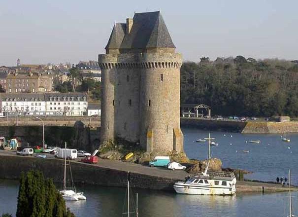 Tour Solidor à Saint Malo