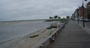 Baie de Somme vue de Saint-Valery-sur-Somme