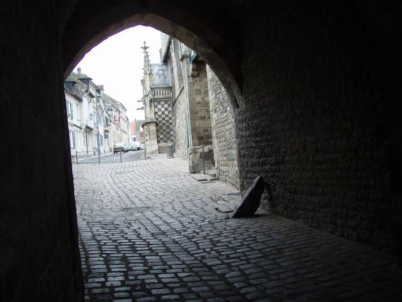 Tour Jeanne d'Arc à Saint-Valery-sur-Somme