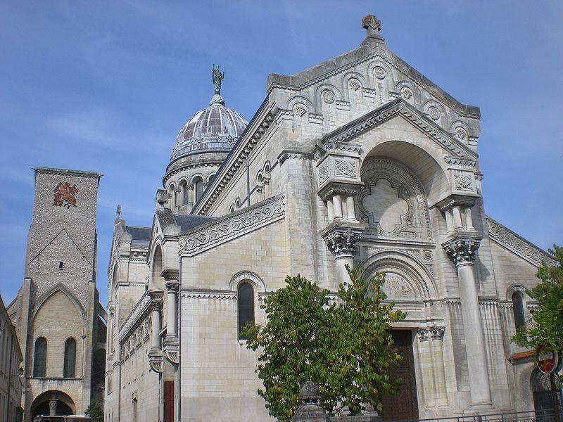 Eglise Saint-Martin à Tours