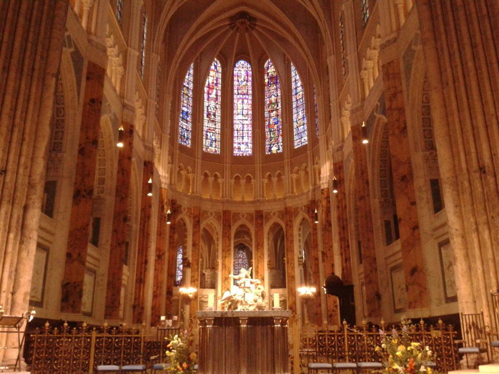 Choeur de la Cathédrale de Chartres