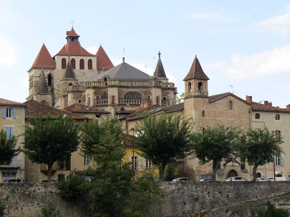 Cathédrale St-Etienne à Cahors